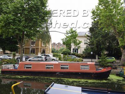 Narrowboat 48ft with Mooring