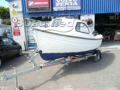 Shetland Fisher 15