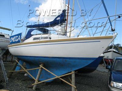 Hurlwind Yachts 22 Club