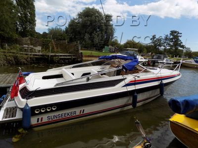 Sunseeker Portofino XPS 25 INCLUDING NEW TRAILER!