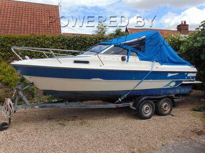 Sealine 19 Weekender Family Boat