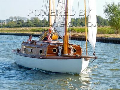 Broads One Design Gentleman's Sailing Yacht