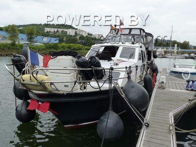 Linssen 372 SX deux moteurs