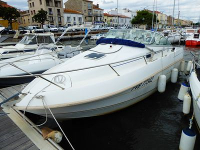 Beneteau Flyer 701 One owner, 2002 boat 2004 engine