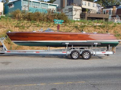 Robert Perry 28' Classic Launch With Trailer