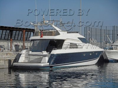 Sunseeker Manhattan 62 Flybridge