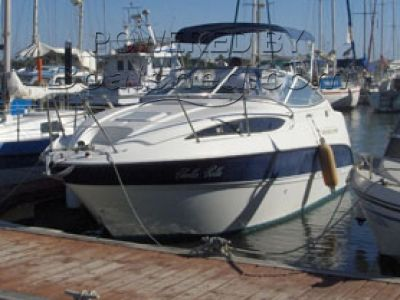 Bayliner 245 sports cruiser