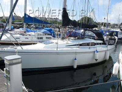 Hunter 30 Twin Keel