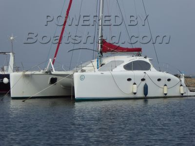 Spirited Catamaran 420 Crossover Just reduced to sell
