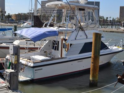 Phoenix 29 Sport Fish Convertible _Owner says Sell It !