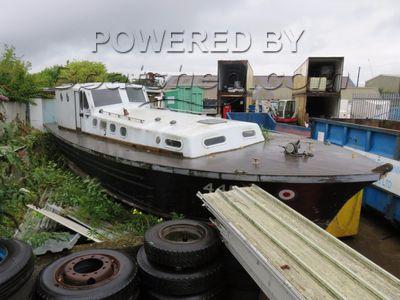 Ex Naval Launch 52 FT