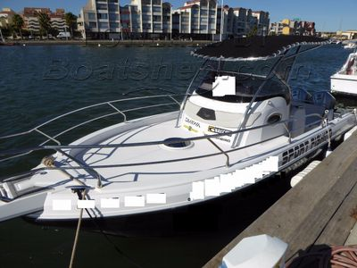 Ranieri  Shadow 28 Fast sports weekender