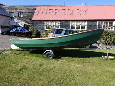 Cornish Crabber Coble