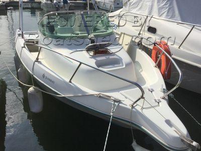 Jeanneau Cap Camarat 565 wa Open day boat
