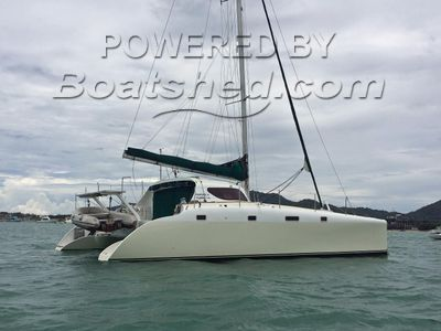 Andaman Cabriolet 38 Catamaran
