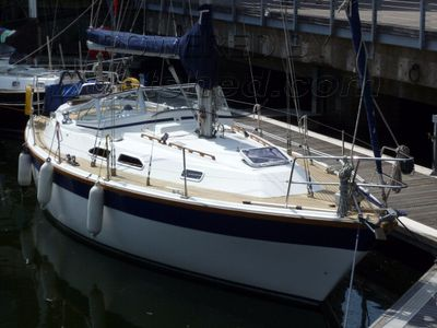 Colvic Countess 35 Cutter Rig