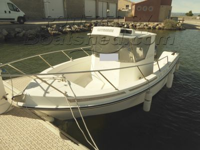 Guy Marine GM570 Fast fisher, moteur 2013