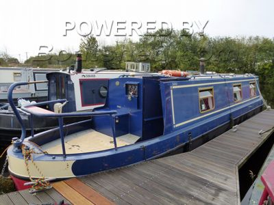 Liverpool Boat Company 36ft Cruiser Stern