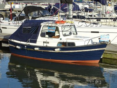 Hardy 20 Great Fishing Boat