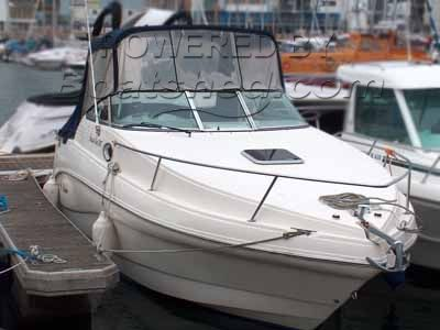 Rinker 242 FV Sports Cruiser