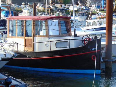 "Tug Converted    ""Of A Bygone Era"" HUGE REDUCTION!!"