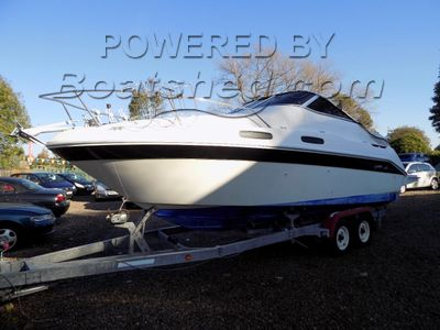 Sea Ray 230 Sundancer NOW REDUCED!