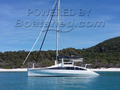 Pescott Whitehaven 11.8 Fast Cruising Cat
