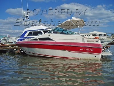 Sea Ray 210 MC