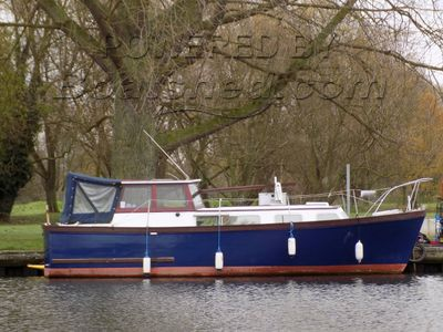 Kemrock Channel 30 Motor Sailer. FURTHER REDUCTION!