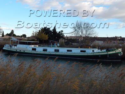 Luxemotor Dutch  Barge Péniche logement avec Sauna