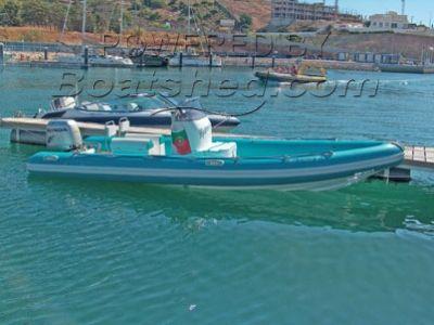 Hydrosport rib636 vfi