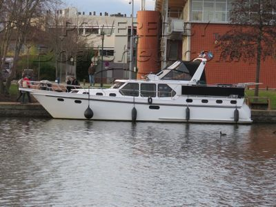 Dutch Steel River Cruiser EXPLORER  44