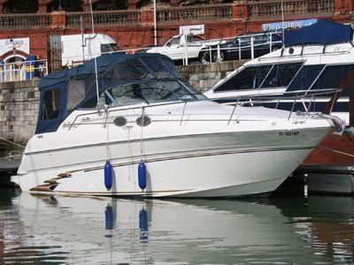 Searay Sundancer 270