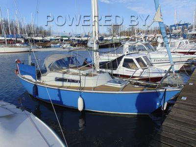 Hurley 22 R - Ravensail Upgrade