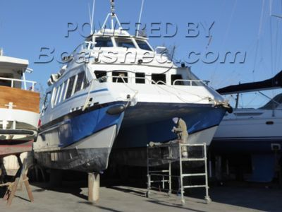 Trip Boat 14m Passenger Catamaran Business