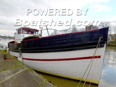 Converted MFV 54ft