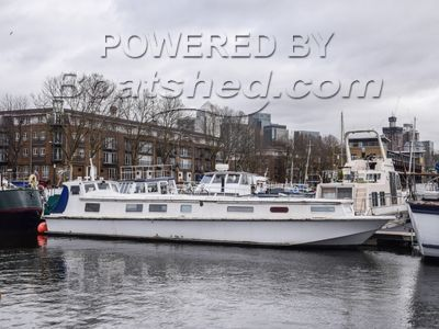 Wide Beam 52ft With London Mooring