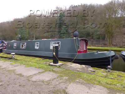 Narrowboat 45ft Cruiser Stern Alvechurch