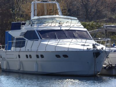 Raffaelli Ouragan 52 Flybridge Cruiser