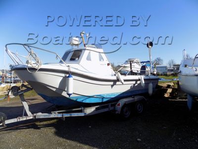 Leeward 18 Including Trailer !