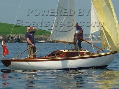 Classic day boat Star Key