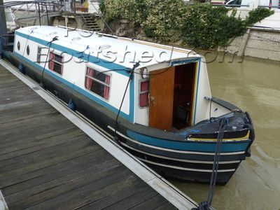 Narrowboat 32ft Vie à bord possible
