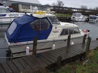 Birchwood 22 Interceptor Junior