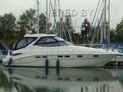 Sealine S43 Shaft Driven Sports Cruiser