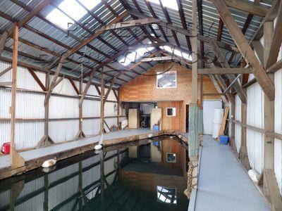 Boathouse 60 feet x 28 feet