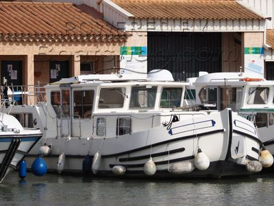 Locaboat 1160 FB Pénichette version 3 cabines