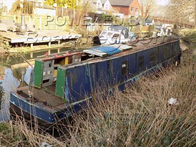 Narrowboat 54ft Project