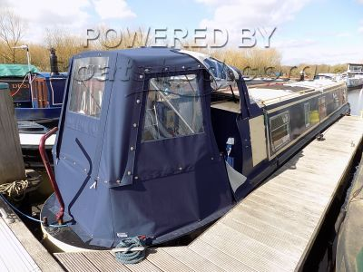 Narrowboat 47ft Cruiser Stern