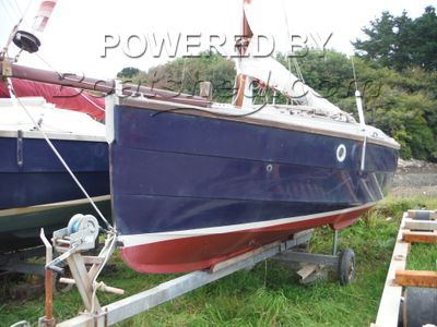 Cornish Shrimper 19 Mark 1 Outboard