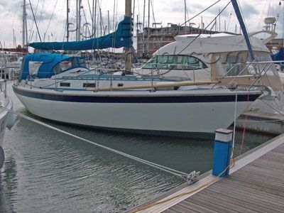 Westerly 35'